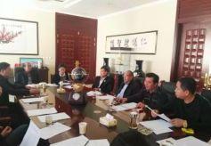 敦煌文化产业商会筹委会二次会议:六十八家企业、组织入会
