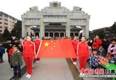 """传播中国传统文化  天水市麦积区举行""""开笔礼"""""""