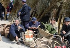 """甘肃清水古镇传统手工农具""""留""""农耕文化"""