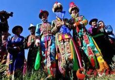 甘肃独有少数民族肃南裕固族非物质文化遗产:裕固族民俗
