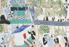 敦煌壁画中的《福田经变》