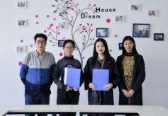 西影公益基金资助大学生创业项目启动
