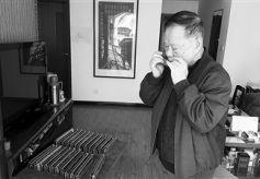 """""""西北口琴王"""" 傅豪久:把小乐器推上大舞台"""