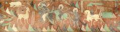 敦煌莫高窟的九色鹿
