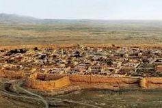 甘肃省景泰县永泰古城:明清军事要塞的标本