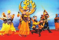 """甘肃阿克塞县庆祝哈萨克族传统节日""""那吾热孜""""节"""