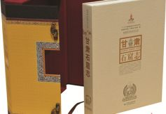 第四届中华优秀出版物(图书)奖提名《甘肃石窟志》