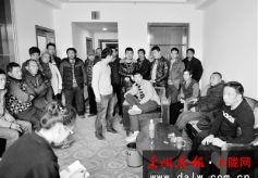 浙江小玩家影视剧组被迫停机 380名工作人员滞留陇西讨薪