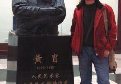甘肃画家牛路军:文化修养是中国画的精神内涵