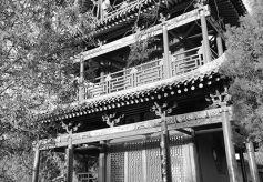 甘肃古城陇西保昌楼:百年的文化记忆