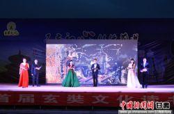甘肃瓜州县举办首届玄奘文化读书朗诵会