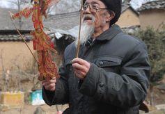 甘肃老艺人杨树森与他的皮影戏情结