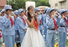 """甘肃宁卧庄小学举办第二届""""和润杯""""传统文化艺术节"""