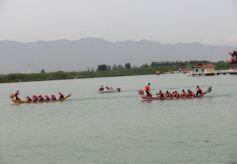 第七届甘肃湿地之夏·金张掖旅游文化艺术节启幕