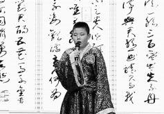 甘肃诗词大会与儿童节:古风古韵中洋溢着童声童趣
