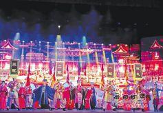 甘肃兰州慈爱实验艺术学校举办国学礼仪文化活动