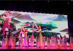 甘肃中华职业教育社《国学礼仪文化进校园》演绎中国传统之美