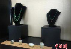 甘肃珠宝玉器展重温古丝路沿线文化