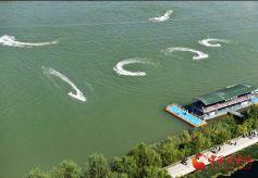 国际旅游节甘肃黄河水上项目美图集锦