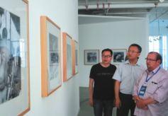 德国自由作家协会访问甘肃兰州文化艺术区