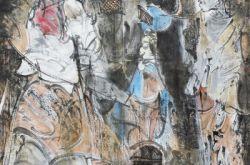 甘肃敦煌莫高窟——崖壁上的意象