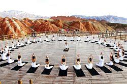 第十一届中国国际太极·瑜伽大会【甘肃分会】圆满闭幕