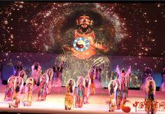 《一画开天》:讲述伏羲女娲在甘肃天水大地湾的创世神话