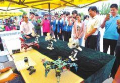 甘肃酒泉举办科技创新文化大赏活动
