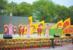 第六届兰州百合文化旅游节开幕