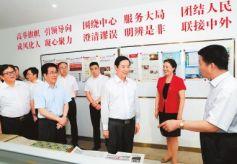 刘奇葆在甘肃调研时强调 充分发挥文化对经济发展的促进作用