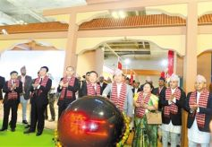 尼泊尔副总统欢迎甘肃企业尼泊尔创业发展