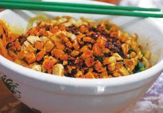 甘肃徽县江洛镇:一碗传承了上百年的素面