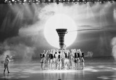 甘肃兰州国际鼓文化艺术周闭幕