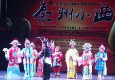 甘肃天水非遗敦煌展演首演 27个精品节目将连演三场