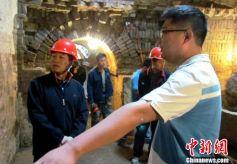 甘肃陕西发现唐高祖曾孙墓壁画