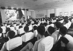 甘肃省多地组织观看革命历史题材电影《大会师》