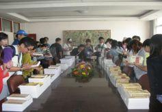 港澳台大学生走进甘肃敦煌 志愿服务文化遗产吁保护