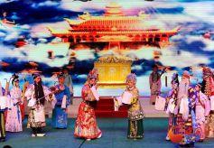 甘肃兰州文理学院戏曲班——不一样的童年生活
