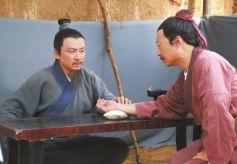 大型人物历史影片《皇甫谧》甘肃兰州首映