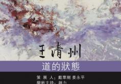 道的状态:王清州画展