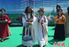 甘肃宁县举行乡村民谣音乐文化旅游节