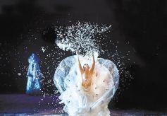 杨丽萍《孔雀之冬》揭开甘肃大剧院金秋演出季唯美序幕
