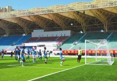 甘肃省第四届业余足球冠军争霸赛开赛