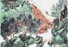笔胜于墨 理胜于情——甘肃林经文的书画艺术