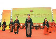 首届中国·滨河九粮香型白酒文化节甘肃张掖盛大开幕