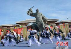 甘肃瓜州办张芝文化艺术节