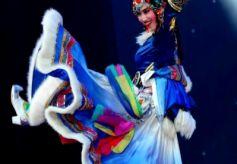 甘肃兰州姑娘摘得国际舞蹈大赛亚洲总决赛青年组金奖