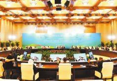 甘肃:首届丝绸之路(敦煌)国际文化博览会成果回眸