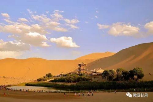 第二届丝绸之路(敦煌)国际文化博览会将于近日甘肃敦煌盛大开幕!图片
