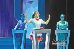 本土儿童剧《传统的味道》29日亮相甘肃大剧院